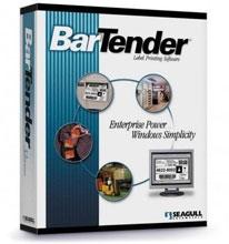 Seagull Bartender Barcode Software