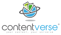 Contentverse logo